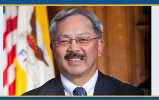 Honoring San Francisco Mayor Ed Lee