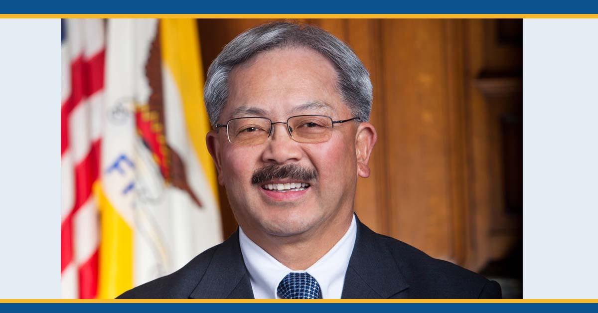 Honoring San Francisco Mayor Ed Lee