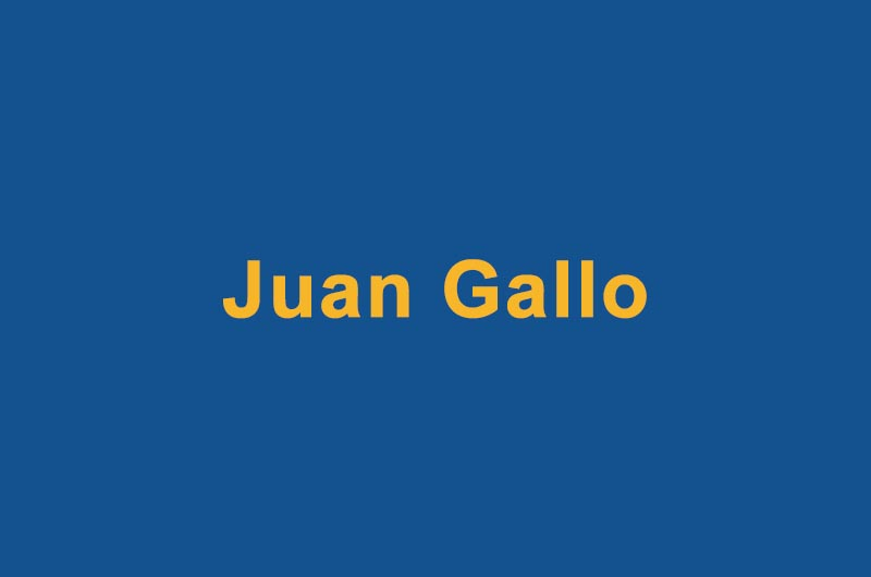 Juan Gallo 665 Business Agent