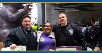 Teamsters Local 665 Supports SEIU 87 Strike for Workers