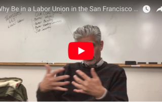 Why Join a Bay Area Labor Union